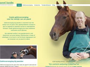 Gebitsverzorging bij paarden